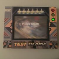 "Walt Disney World Epcot 5"" x 7"" Test Track Picture Photo Frame w/ Lights Sounds"
