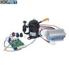 ZH2024A 24V Car Refrigeration Air Compressor Fridge Freezer For Micro Compressor