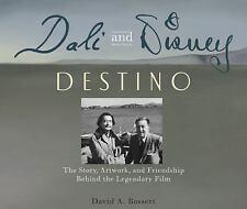 Disney Editions Deluxe: Dali and Disney: Destino : The Story, Artwork, NEW