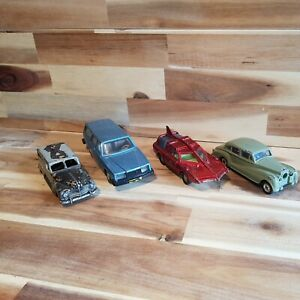 Dinky toys . vintage toy cars, spares or repair.