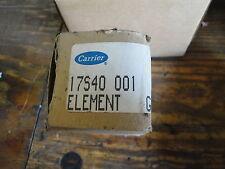Carrier Chiller Oil Filter 17S40001