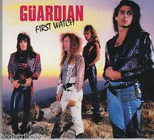 GUARDIAN - FIRST WATCH: 20th Anniv Ed (*NEW-CD, 2009, Digipak) Christian Metal