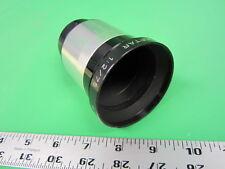 Vintage Kiptar 75mm Isco Gottingen 35mm Cine Projector Lens Nice!