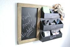 Regal > Wandregal > Regal mit Tafel > Wandaufbewahrung zum beschriften >