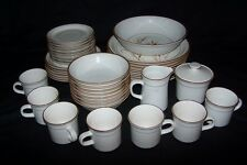 41 Pc *NITTO OVERTONES HARVEST SONG* CHINA SET WHEAT