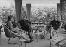 PAUL ALMASY (1906-2003) -MOBILIER  ET MAISON DESIGNER 1950-- SANS TITRE