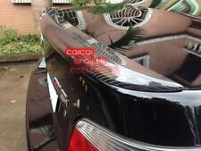 Carbon Fiber BMW 04-10 E60 5-series Sedan M5 type trunk spoiler @US