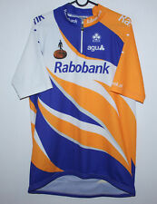 Vintage Rabobank cycling team shirt Size XL AGU 98f910038
