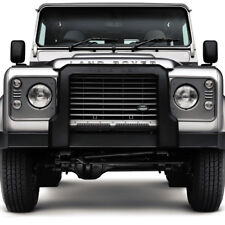 LAND ROVER DEFENDER FRONT BUMPER A BAR BRUSH GUARD VPLPP0060 NEW W/O WINCH