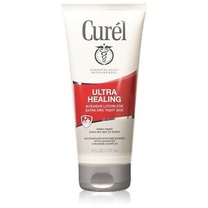 Curel Ultra Healing Intensive Lotion for Extra-Dry, Tight Skin 6 fl oz (177 ml)