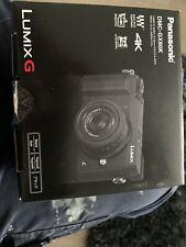 Panasonic LUMIX GX80 16.0MP Digital Camera - Black (Kit w/ 12-32mm Lens)