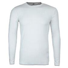 G-Star Base R T Long Sleeve 1p Plain Men's T-shirt White Medium