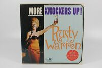 More Knockers Up! Rusty Warren Jubilee Records Adult Comedy 33 Vinyl Record