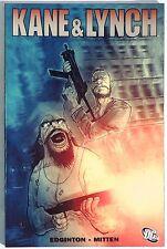 ESL3118. KANE & LYNCH TPB DC Comics (2011) First Printing _