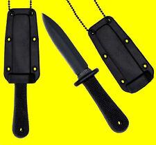 Security Neck Knife Neckknife Halsmesser Messer Einhandmesser m. Halskette 80442