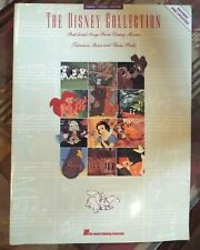 The Disney Collection Song / Music Book ~ Hal-Leonard ~ Piano ~ Vocal ~ Guitar