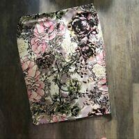 Eci | Floral Midi Skirt Womens 2X