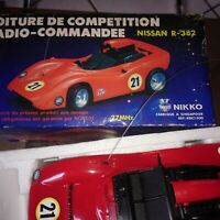 Voiture télécommandée nikko toys Nissan R-382