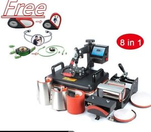 Heat Press Machine Sublimation Printer For Commercial Business Use Printing Tool