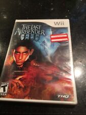 The Last Airbender WII New Nintendo Wii Brand New Factory Sealed
