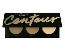 BAREMINERALS BAREPRO CONTOUR FACE-SHAPING TRIO POWDER FAIR TO MEDIUM FREE POST
