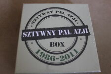 Sztywny Pal Azji - BOX - 1986-2011 6CD Polish Release