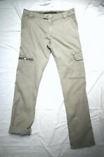 MARC O'POLO_CASUAL FRIDAY_CARGO CHINO HOSE_VINTAGE_MODELL LAURIE_KHAKI_GR. 36_NW