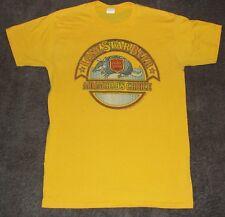 Lone Star Beer Armadillo's Choice Vintage 1980 Shirt XL EUC