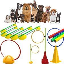 Auswahl Agility & Koordination: Minihürden Sprungreifen-Sets/Kits, Hundetraining