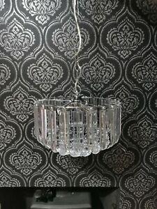 Globe Crystal Pendant Chandelier