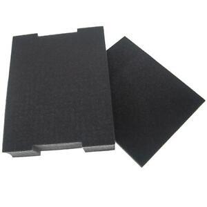 EPP Hartschaum + Bodenplatte für Sortimo Rasterschaumstoff 136 für L-Boxx 136