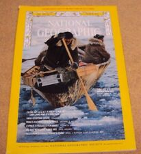 National Geographic March 1973 Whale Hunter Idaho Peru Cyprus Oil Penguin Zaire