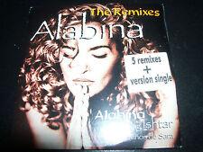 Alabina Feat Ishtar & Los Ninos De Sara The Remixes CD Single