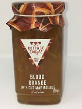 **COTTAGE DELIGHT** Blood Orange Thin Cut Marmalade 350g
