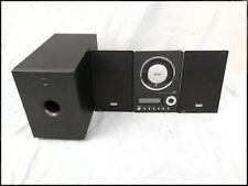 Teac HI FI Stereo System CD player Radio iPod duck CD x10i Ultra Thin