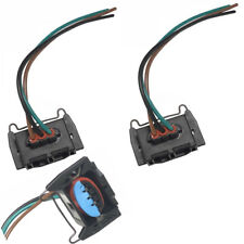 2 X Ignition Coil Pack Wiring Harness Connector for Ford Mazda 645-302