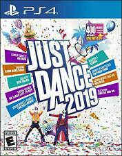 JUST DANCE 2019 (Playstation 4 *NEW)