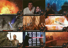 Star Wars Galactic Files Reborn ~MINI-MASTER SET (Base + 5 Insert Sets)264 Cards