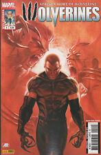 WOLVERINES N° 2 COMICS Panini Marvel 2015 Après mort Wolverine LOGAN LEGACY 2015