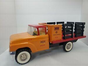 Minneapolis Moline Custom Structo Stake Truck 1:16