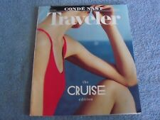 """Conde Nast Traveler July/August 2018 """"THE CRUISE EDITION"""""""