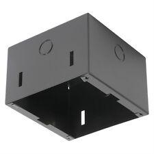 "Atlas Soundolier - Speaker Backbox - 198-4 - 4"" Square"