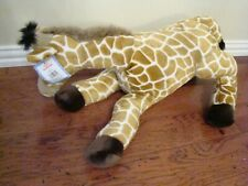 "Aurora Super Flopsies Guy the Giraffe 27"" NEW with tags"