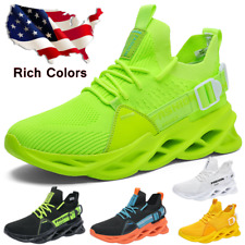 Fashion Mens Casual Sports Sneakers Running Shoes Athletic Gym Outdoor High Top