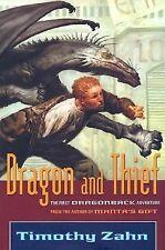 Dragon and Thief: A Dragonback Adventure, Timothy Zahn, Good Condition, Book