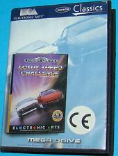 Lotus Turbo Challenge - Sega Megadrive MD - PAL