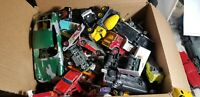 Lot of 10 POUNDS Diecast HOT WHEELS, MATCHBOX, MAISTO, DISNEY CARS ** FOR PARTS