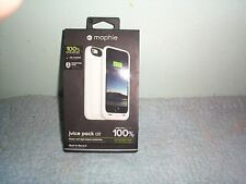 Mophie Juice Pack Air Battery Case 100% Battery For IPhone 6 & 6S White New