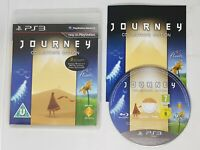 Journey Collector's Edition Flow Flower PAL PS3 Playstation 3 FAST FREE POST VGC
