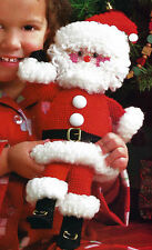 Plastic Canvas * Pattern Only * Jolly Santa ~ So Cute ~ ~ ~
